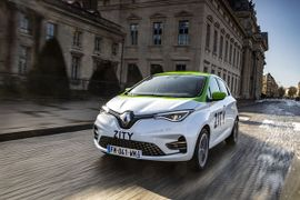 Group Renault to Launch Electric Carsharing Service in Paris