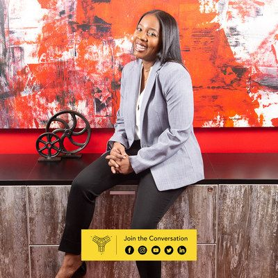 Cherie Williams and her team have launched Rent Yuh Ride, the first peer-to-peer carsharing service in the Caribbean. - Photo courtesy of Rent Yuh Ride