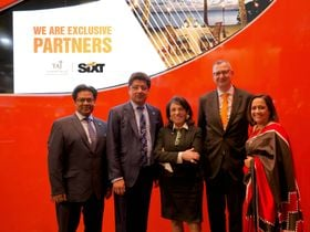 Hospitality Company Partners with Sixt