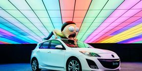 Turo Partners With Adult Swim to Create 'Mortymobile'