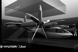 Hyundai, Uber Announce Air Taxi Partnership