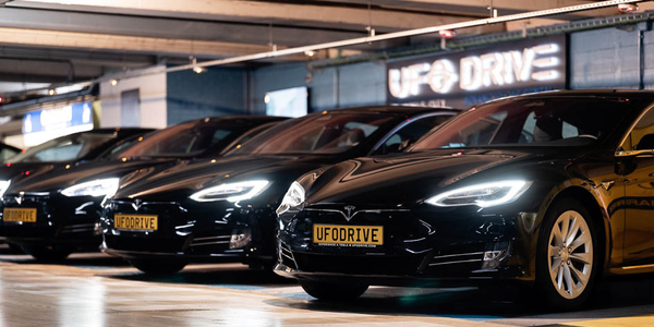 UFODrive, an all-digital, all-electric car rental solution, offers transparent pricing and a...