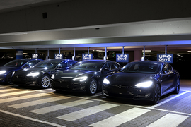 First Self-Service Tesla Rental Opens in Germany