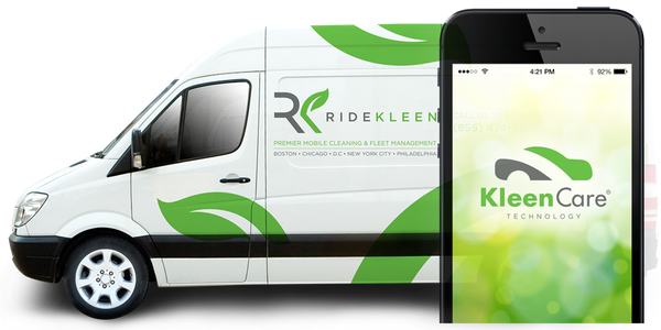 RideKleen currently operates in 10 mobility-centric markets where it cleans shared fleets...