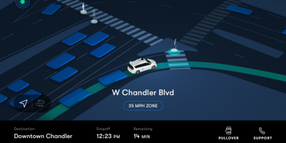 Waymo Rolls Out First Phase of Commercial Autonomous Ride-Hailing