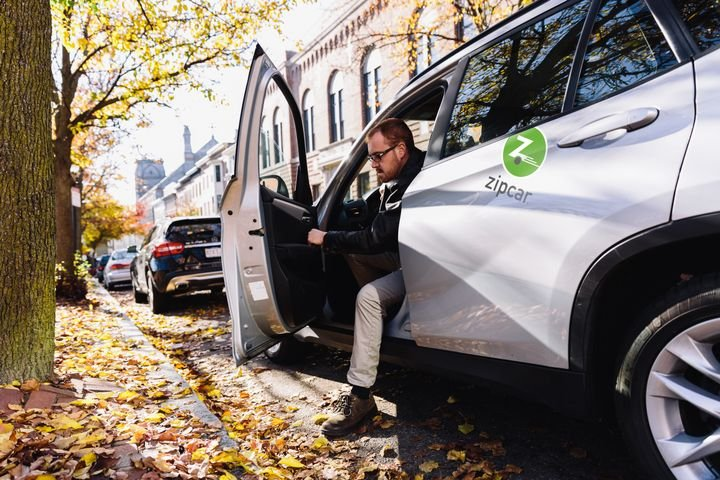 Transportation is the second-largest household expense, with most budgets devoted to purchasing, operating, and maintaining private vehicles. - Photo via Zipcar.