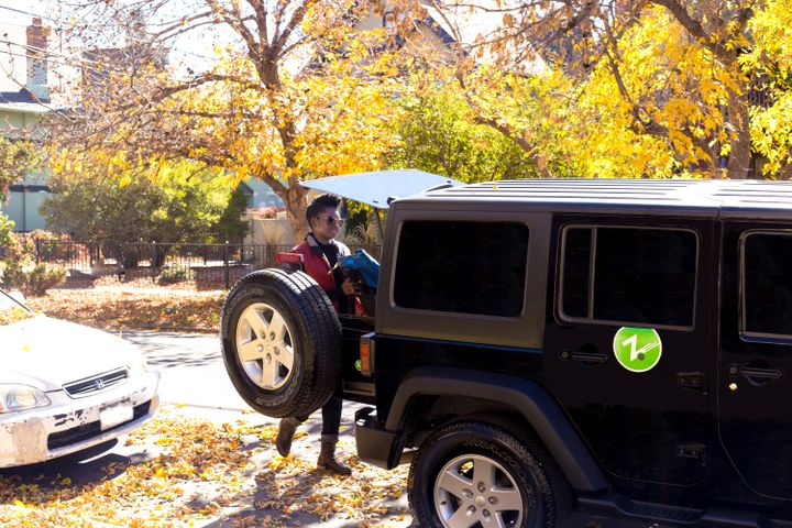 Dedicated Zipcar options are currently available in Baltimore, Boston, Chicago, DC, New York, Philadelphia, Portland, San Francisco, Seattle, and Toronto.  - Photo courtesy of Zipcar.