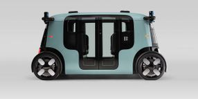 Zoox Previews Future of Robotaxi Design
