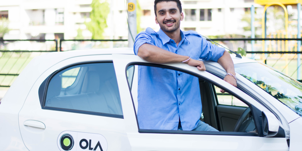 As a rival to ride-sharing app Uber, Ola will be the only ride servicing app in the region to...