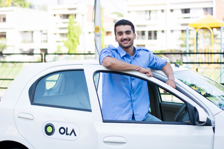 Following its launch in New Zealand and in Australia and the UK earlier this year, Ola now operates in more than 110 cities.  - Photo courtesy of Ola.