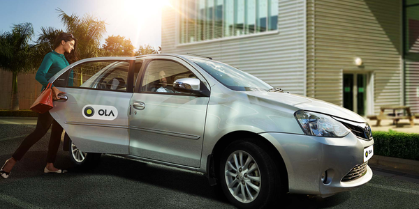 Ola Drive allowsusers to design their own package, controlling everything from the number of...
