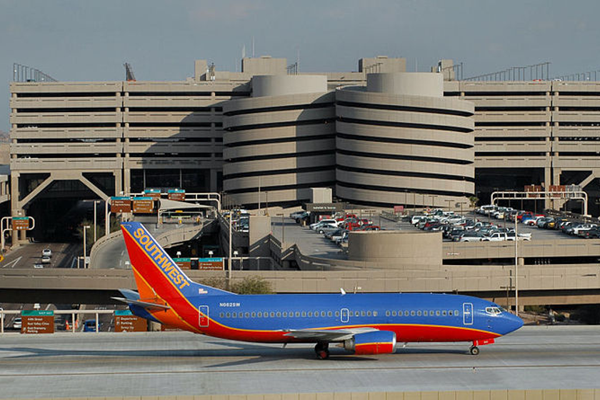 The terminal closure resulted in evacuations of travelers and flight delays and cancellations...