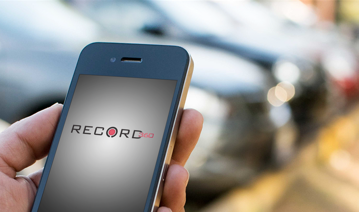 With Record360, fleet owners using TSDcan upgrade their walk-around process within their rental departments. - Photo courtesy of Record360.