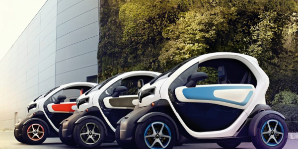 Lime plans to rent the Renault Twizy for $1, plus 40 cents for each additional minute, according...