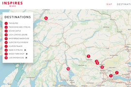 Avis Creates Edinburgh Interactive Travel Guide