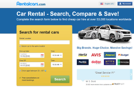 Rentalcars.com Expands Partnership with Insurance Provider
