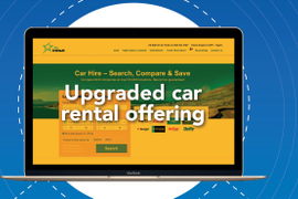 Rentalcars Connect Partners with Canada's Air Transat