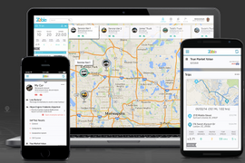 Zubie Integrates with Bluebird for Fleet Telematics