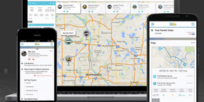 Zubie Launches Rental Car Management Platform