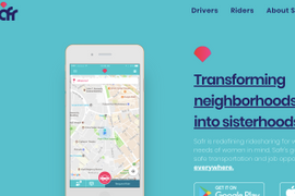Women-Focused Ridesharing App Launches in Orlando