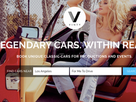 P2P Marketplace Ryde Acquires Vinty Classic Carsharing