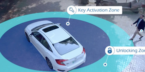 App Replaces Physical Keys for On-Demand Vehicle Access