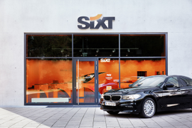 Sixt Launches Subscription Service in U.S.