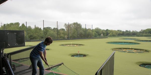 Hertz and Topgolf will kick off their partnership with a Swing Suite Go simulator at the annual...