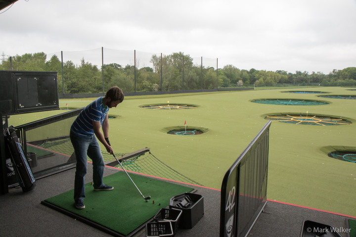 Hertz and Topgolf will kick off their partnership with a Swing Suite Go simulator at the annual Global Business Travel AssociationConvention in San Diego Aug. 11 – 15.  - Photo viaMark Walker/Flickr.