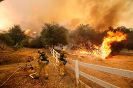 Enterprise Pledges $250K to Wildfire Victims