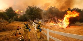 Enterprise Pledges $250K to Wildfire Victims