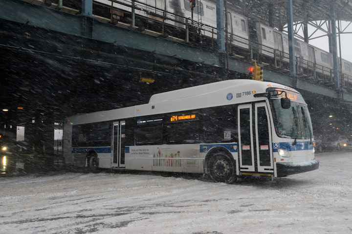 Money from the tax will help fund various improvement projects for the state's public transportation. - Photo via Metropolitan Transportation Authority of the State of New York/Flickr.