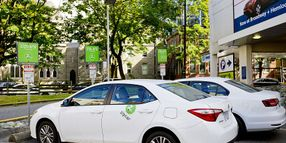 Telematics Provider Targets Carsharing Market