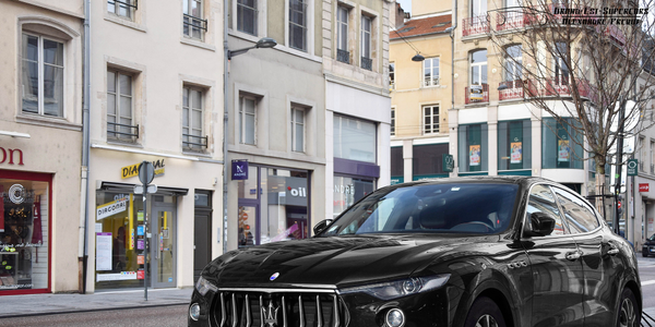 A stylish and eye-catching vehicle, the 100th Anniversary Maserati Levante uniquely features a...