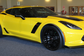 Hertz to Sell 100th Anniversary Corvettes
