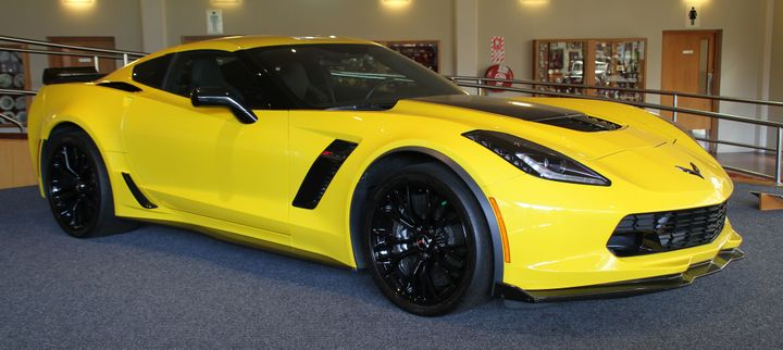 Hertz is selling the Corvettes for $100,000 each. - Photo via Tony Hisgett/Wikimedia.