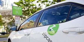 Zipcar to End Service in 3 European Cities