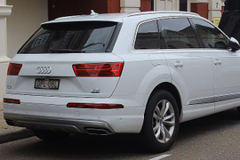Audi Adds Q7 to Silvercar Lineup