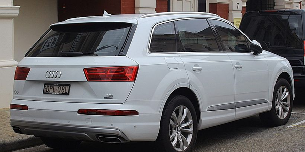 The Audi Q7 can be reserved starting today and hits the ground in select Silvercar cities as of...