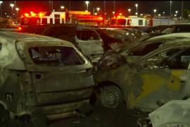 19 Hertz Vehicles Destroyed in Salt Lake City Airport Fire