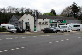 Enterprise Opens New Scottish Branch