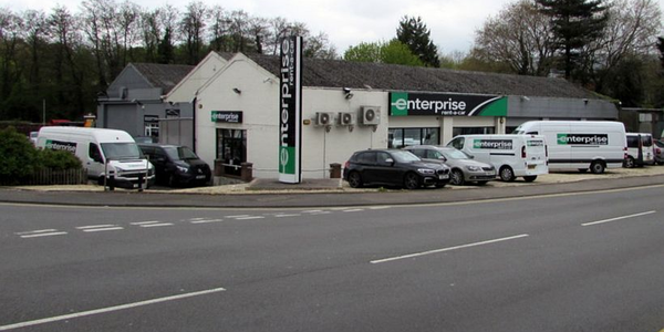 n addition, an Enterprise Car Club van is located permanently at the branch to offer customers...