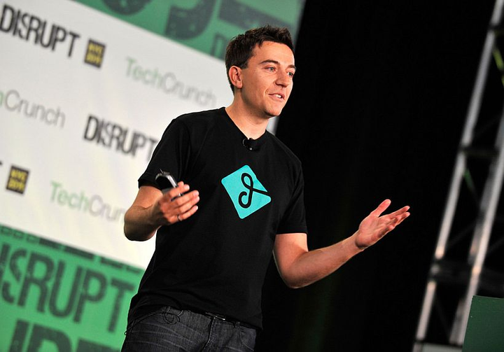 "A lawsuit alleges Getaround CEO Sam Zaid (shown) ""tricked"" an early investor out of millions of dollars. - Photo via Tech Crunch/Flickr."
