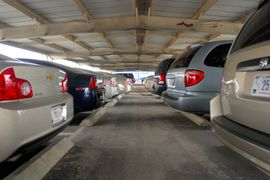 Rental Cars Remain Idle in Arizona During Coronavirus Pandemic