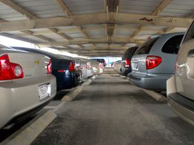 Rental Cars Remain Idle in Arizona During Coronavirus Pandemic