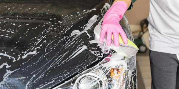 Rental Car Cleaning Tips