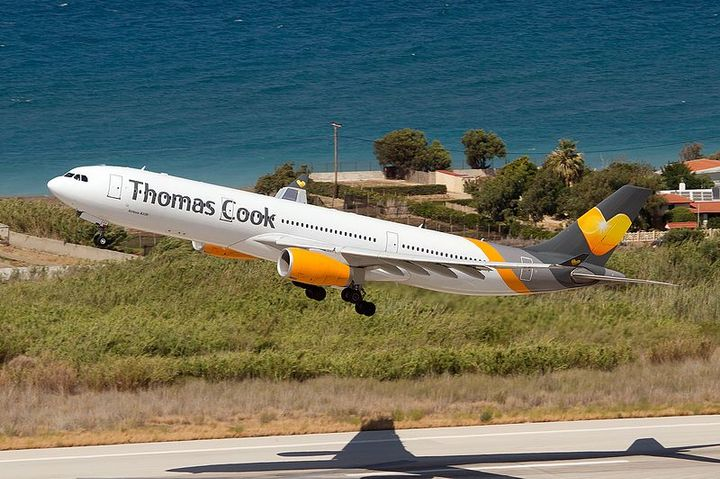 As an exclusive car rental partner of Thomas Cook Airlines and Condor, Sixt now offers joint customers its premium car rental services and the convenient transfer services of Sixt mydriver.  - Photo viaFabrizio Gandolfo/Wikimedia.