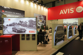Avis Orders 75K I.D. Systems Fleet Management Units