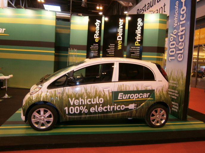 Since 2014, Europcar has diversified its offering at an international level beyond the historical car rental business. - Photo via Turismo y Visitas Virtuales/Flickr.