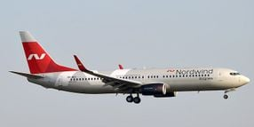 EconomyBookings.com Partners with Nordwind Airlines